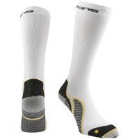 SKINS Essentials Compression Socks 『 Active 』 White 【運動時向け】